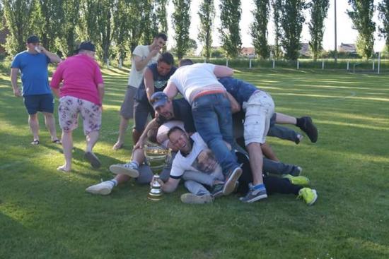 Vainqueur Cpe Bruneele - 7 juin 2015