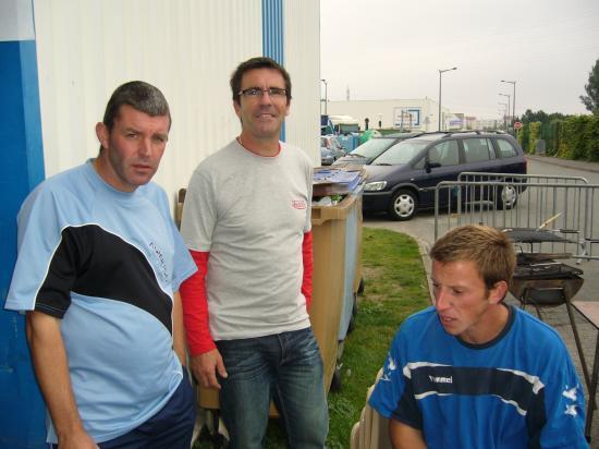 Tournoi de l'AFDS en juin 2007 au Puythouck
