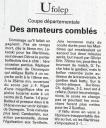 1/2 finale coupe du Nord en 1995