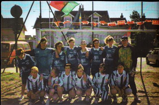 Les epouses  au tournoi ALDS en juin 1996